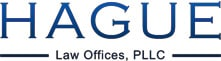Hague Law Offices, PLLC Footer Logo